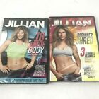 JILLIAN MICHAELS 10 MINUTE BODY TRANSFORMATION BEGINNER SHRED NEW SEALED