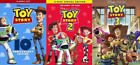 Toy Story I II  III Trilogy DVD Combo 123 1 2 3 Brand New  Sealed