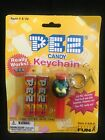 PEZ Candy Keychain Lion In Card