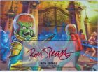 Martian Ink: 2013 Topps Mars Attacks Invasion Autographs Guide 37