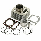 Single Cylinder Top End Engine Rebuild Kit for Honda CB125S CL125S XL125 SL125