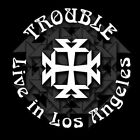 TROUBLE - Live in Los Angeles CD *JEWEL CASE *