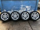 Vauxhall Vectra SRI Signum Zafira Astra H 5 Spoke 17 Inch Alloy Wheels