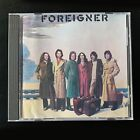 Foreigner CD 1995 Feels Like First Time, Cold As Ice, I Need You, Damage Is Done