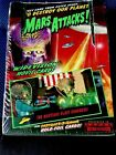 Mars Attacks Widevision 1996 Topps Trading Cards Box Factory sealed