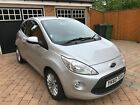 Ford Ka 12 Zetec 2010 excellent condition and very low mileage