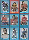 1973-74 Topps Hockey Cards 9