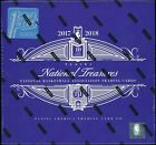 2017-18 Panini National Treasures FOTL Box Sealed Read