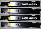 4 Pack Commercial Lawnmower to fit Cub Cadet 42 High Lift Blades