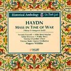 Franz Joseph Haydn - Mass in Time of War (Vanguard)