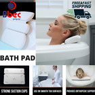 Spa Bath Pillow Non Slip For Tub Luxury Confortable Powerful Gripping Technology