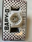 Casio Baby-G x Sibling Watch London Fashion Week BA 110 G-Shock White Limited Ed