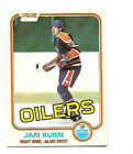 Jari Kurri Cards, Rookie Cards and Autographed Memorabilia Guide 8