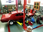 Built Monogram '66 Chevelle 1/24 Scale **FOR** Speed Shop Diorama