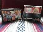 GRAND THEFT AUTO VICE CITY SOUNDTRACK 7 DISC SET Complete (1 unopened CD)