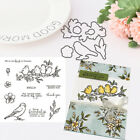 Bird Metal Cutting Dies Stamps DIY Scrapbook Card Stencil Paper Embossing Decor
