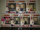 FUNKO POP! ROYALS COMLPLETE SET OF SEVEN POP FIGURES WITH CHASE