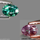 027Cts Natural World Class Gem Green To Purple Color Change ALEXANDRITE G28