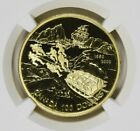 $100 Gold 2000 Canada North West Passage NGC PF70  ~ Ultra Cameo ~  AGW  .25 Oz