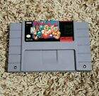 Super Punch Out Super Nintendo SNES 1994 Game Cartridge CLEANED