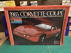 Monogram 1/8 1985 Corvette Model Kit 2608 (Sealed Inside)