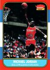 MICHAEL JORDAN - CHICAGO BULLS -1986 FLEER ROOKIE CARD #57 - IDENTICAL REPRINT