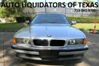 1998 BMW 7-Series 740IL 1998 below $6500 dollars