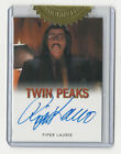 Piper Laurie as Mr. Tojamura TWIN PEAKS Archive Box Autograph Card Auto