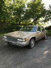 1987 Cadillac DeVille Base 1987 below $1300 dollars