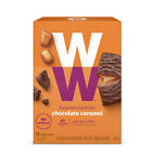 NEW IN BOX WEIGHT WATCHERS CHOCOLATE CARAMEL FLAVORED SNACK BAR 12 BARS