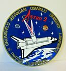 Astro 2 NASA Space Shuttle Endeavour Mission STS 67 Sticker Decal Vintage