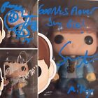 SUPER RARE LOT of 3 SIGNED FUNKO GOONIES POP MOUTH MIKEY DATA Feldman Astin Quan