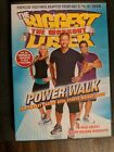 The Biggest Loser Power Walk DVD Low Impact Cardio Exercise Workout