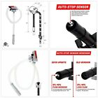 TRFA01 4 AA Battery Powered Fuel Transfer Pump w Flexible Intake hose and No sp