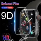2PCS 9D Hydrogel Screen Full Cover Protector Naked Touch For IWatch Series 4
