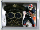 MARSHAWN LYNCH UPPER DECK EXQUISITE COLLECTION LEGENDARY SIGNATURES # 30 # 35