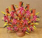 Tree of Life by Israel Soteno Devils with Flames Mexican Folk Art