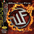 WHEELS OF FIRE - UP FOR ANYTHING +1, CD JAPAN +OBI 2013 AOR House Of Lords NEW