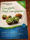 Weight Watchers 2012 Complete Food Companion Points Plus Dieting B20