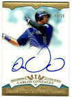 2011 Topps Tier One Autographs Gallery and Highlights 16