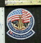 NASA CHALLENGER Space Shuttle Patch STS 41 G Sally Ride Embroidered NEW NICE