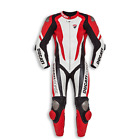 Ducati Corse Motorbike Leather Suit Motorcycle Racing Sports Riding Protection