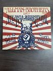 Rare THE ALLMAN BROTHERS BAND Live At The Atlanta International Pop Festival 2CD