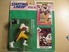 Starting Lineup -Barry Foster Action Figure - Pittsburgh Steelers-1993 w/ cards