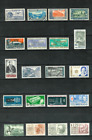 Mexico 20 All Different Air Mail Stamps 1929 Up Mint Lightly Hinged F VF OG