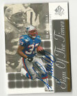 2000 SP Authentic Football Cards 19