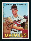 Jim Palmer Cards, Rookie Cards and Autographed Memorabilia Guide 19