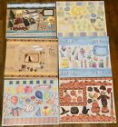 Creative Memories Done With One VARIOUS Die Cuts 10x12 Sheet NEW SEALED