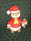 TY Beanie Babies * ALVIN * Exclusive WALGREENS Christmas * MWMT * Retired
