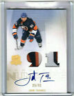 JOHN TAVARES 2009-10 U.D. THE CUP HONORABLE NUMBERS AUTOGRAPH # 25 # 91